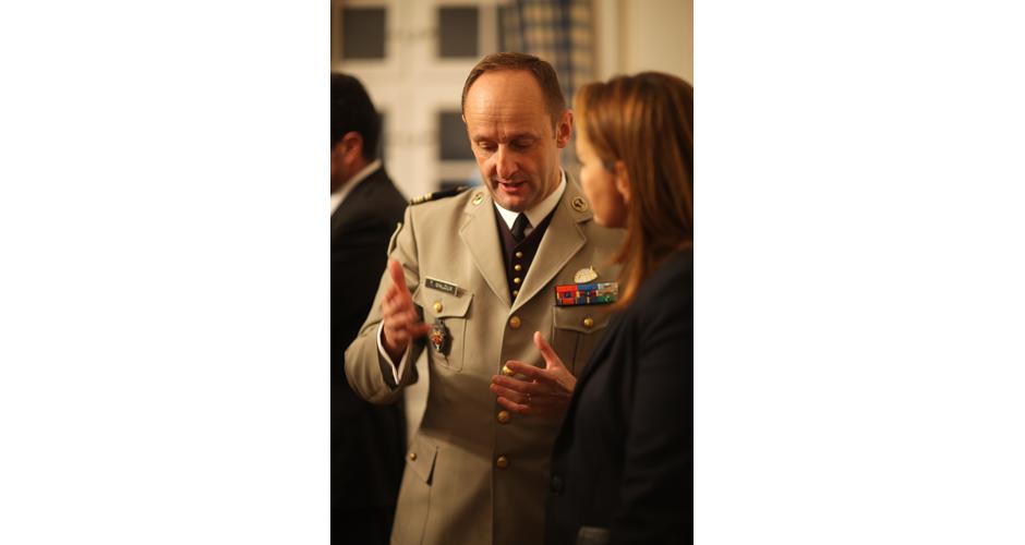 Lieutenant-ColonelThierryMALOUX