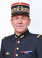 Général de Division Damien Striebig