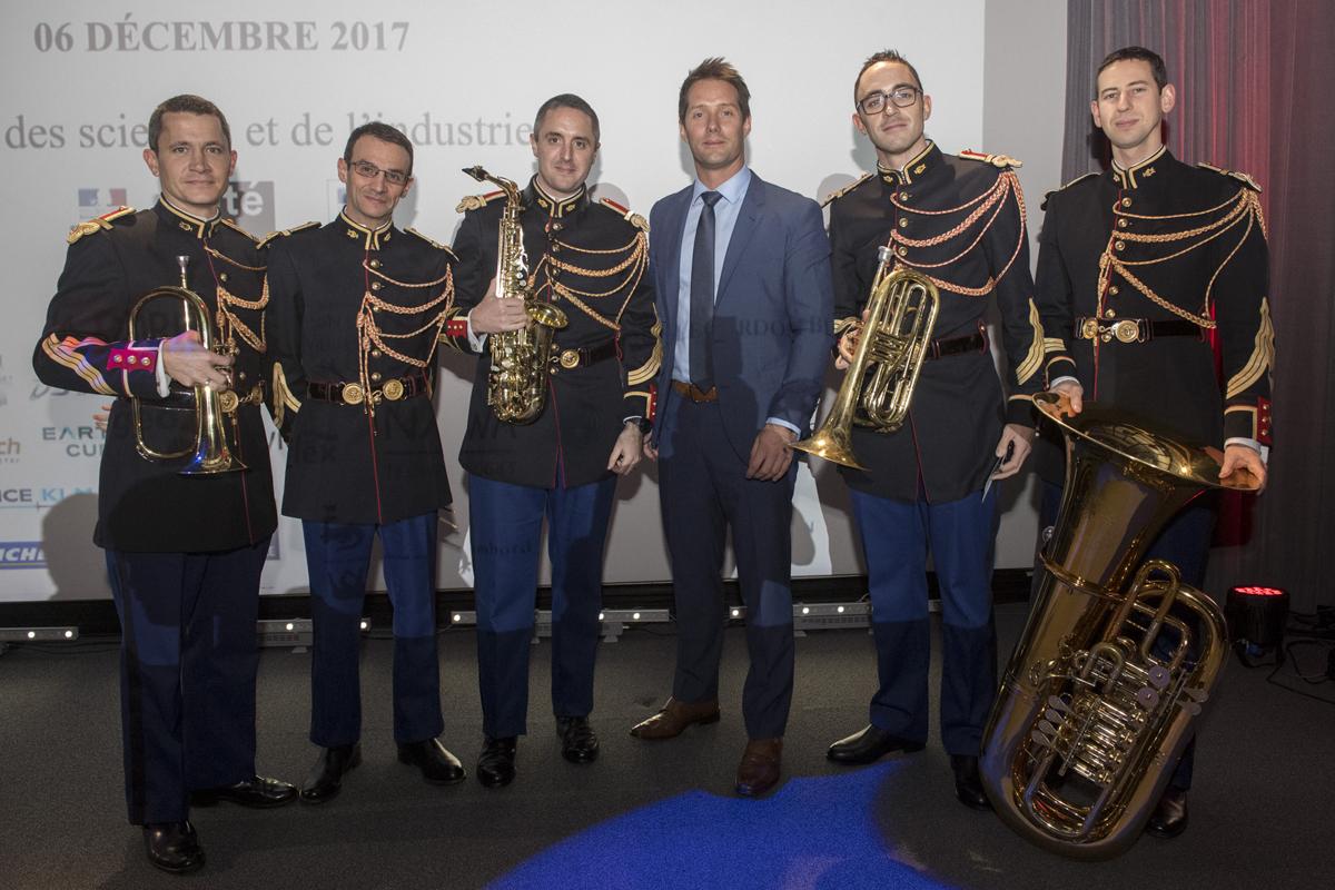 Cérémonie 2017 de l'Excellence Française