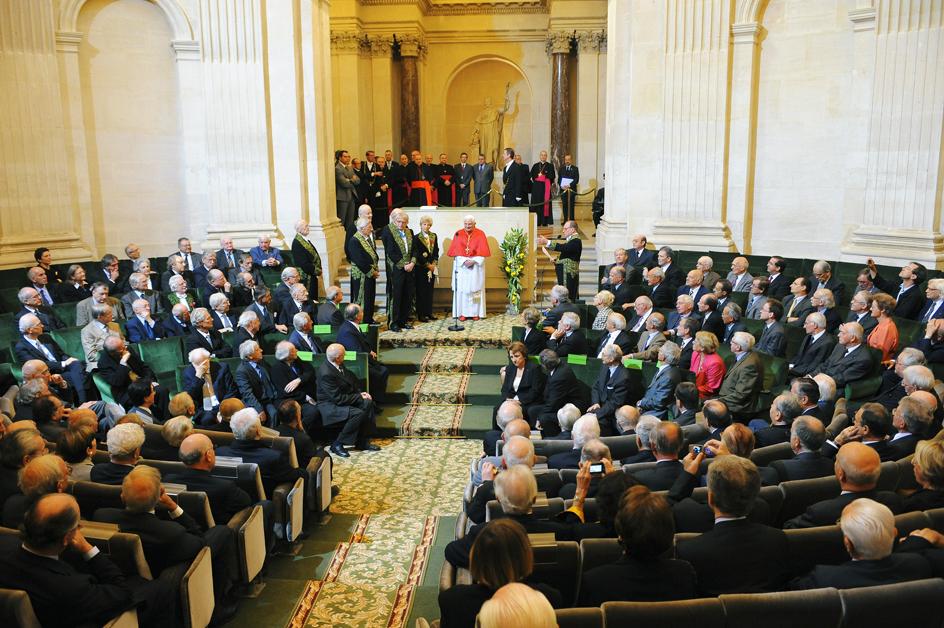 Visite du Pape Benoît XVI