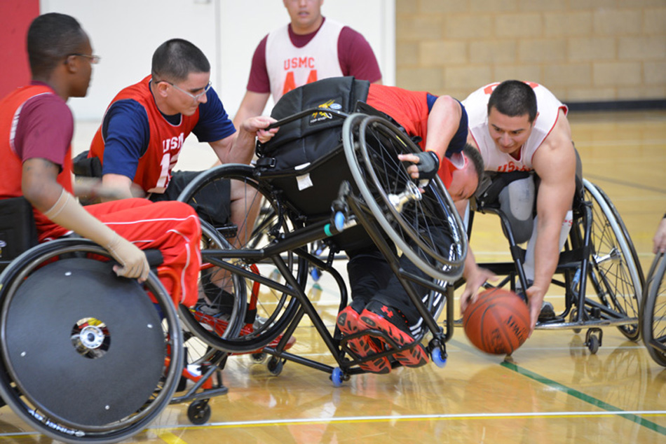 Rencontres militaires blessures et sport 2013