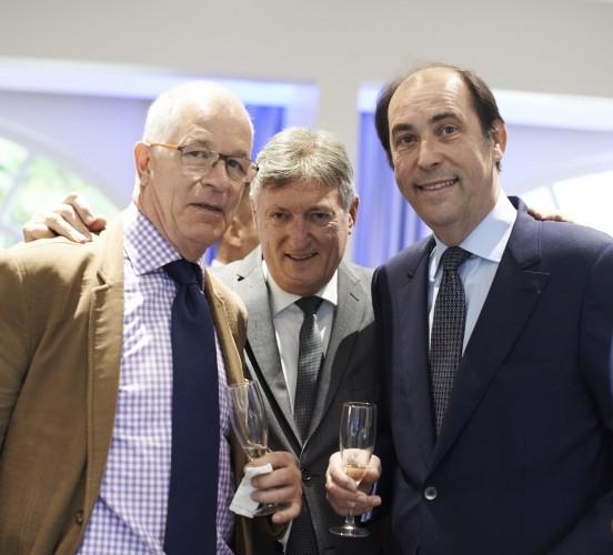 Louis-Marc Chevignard et Patrick Scicard