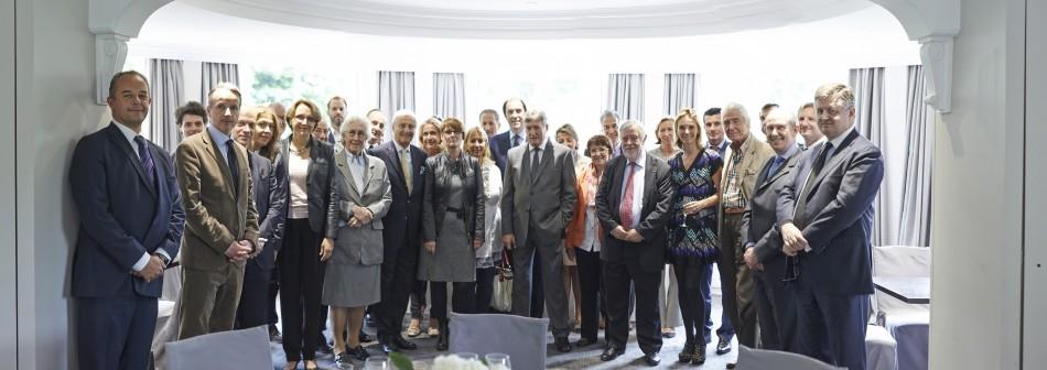 Membres de l'Excellence Française